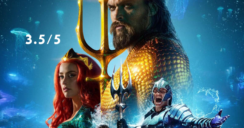 Aquaman Review by Abhijith A G