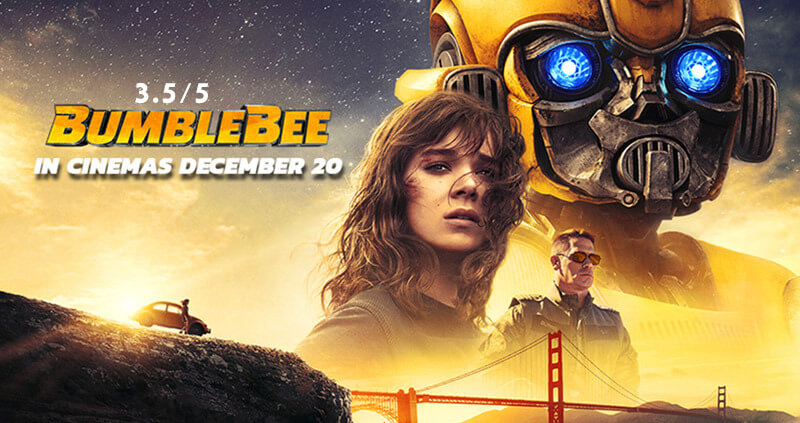 Bumblebee Review by Abhijith A G