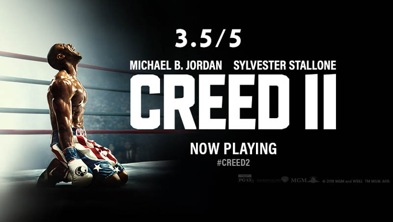 Creed II Review by Abhijith A G
