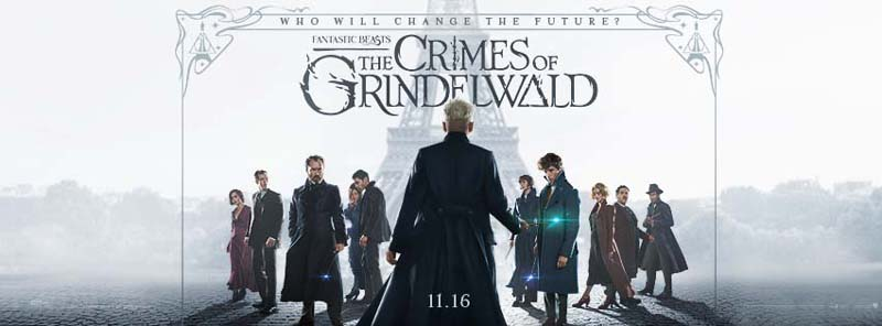 Fantastic Beasts: The Crimes of Grindelwald Review by Abhijith A G