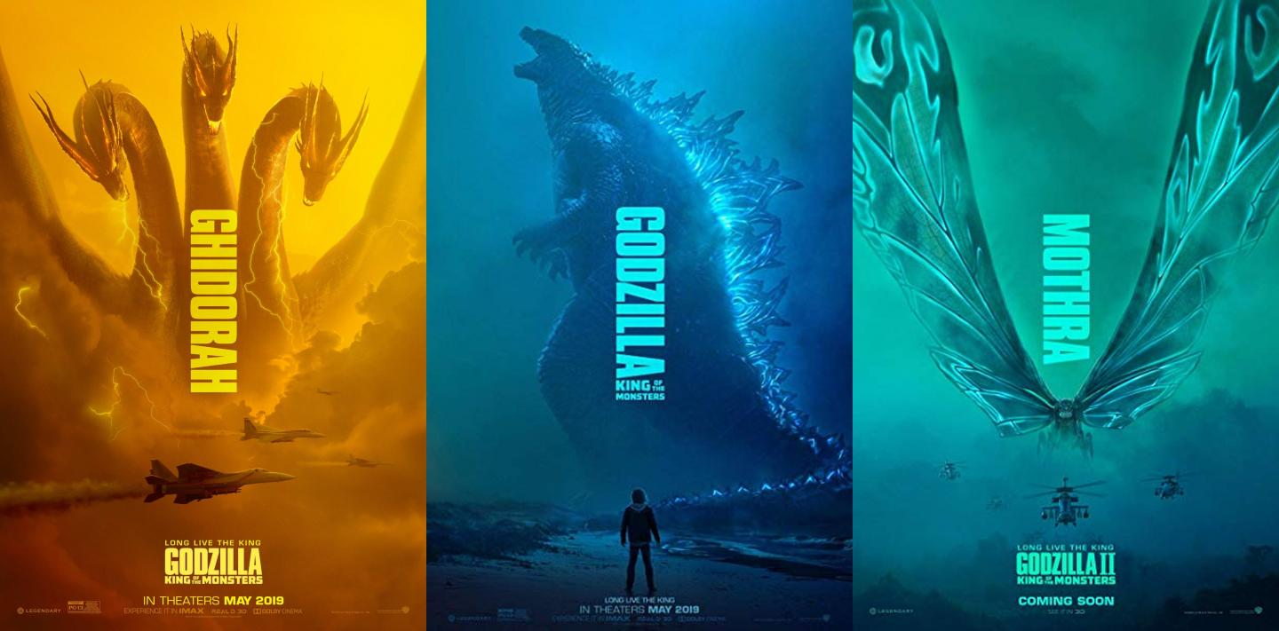 Godzilla: King of the Monsters Review  in Malayalam by Abhijith A G|One Time Watcher Movie with 4/5 Ratings