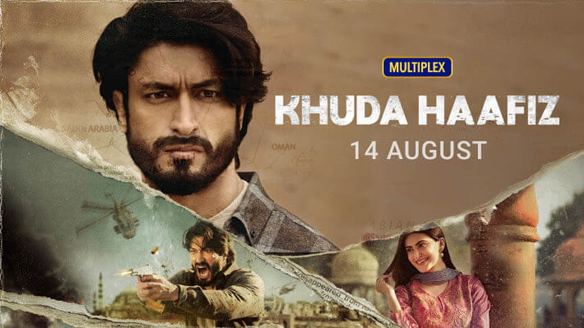 Khuda Haafiz Review You Can Watch it Without a Second Thought