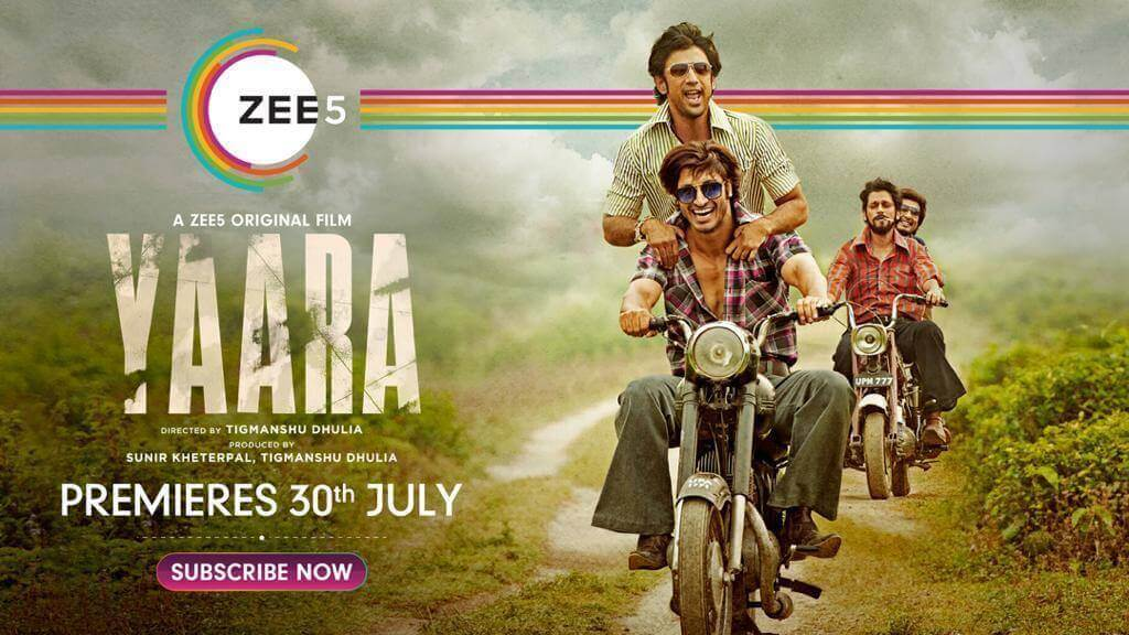 Yaara Review by Jithin J Prasad: Not as Cliche as You Think