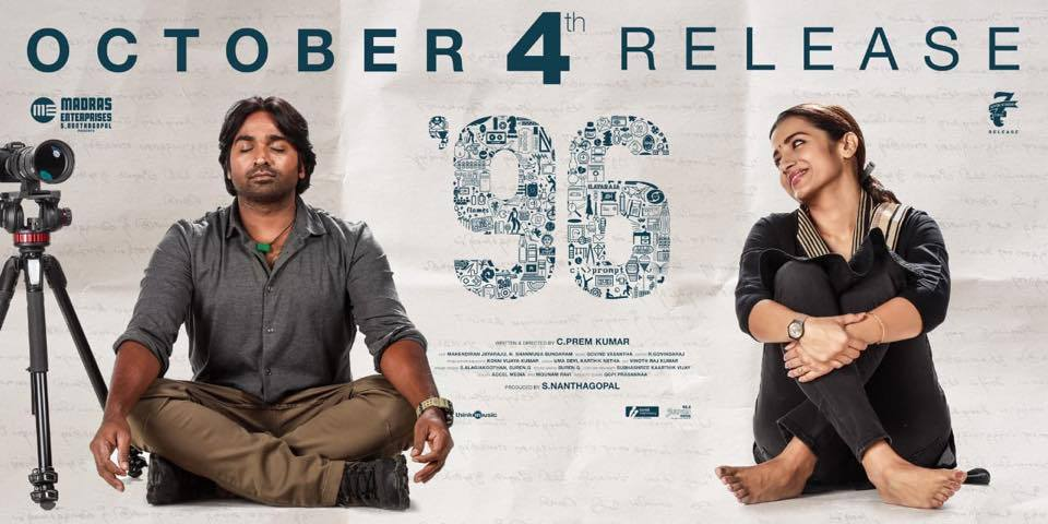 96 (film) Movie Reviews and Ratings