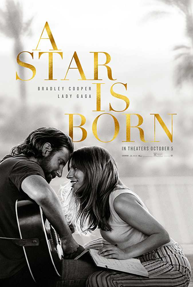 A Star Is Born (2018 film) Poster