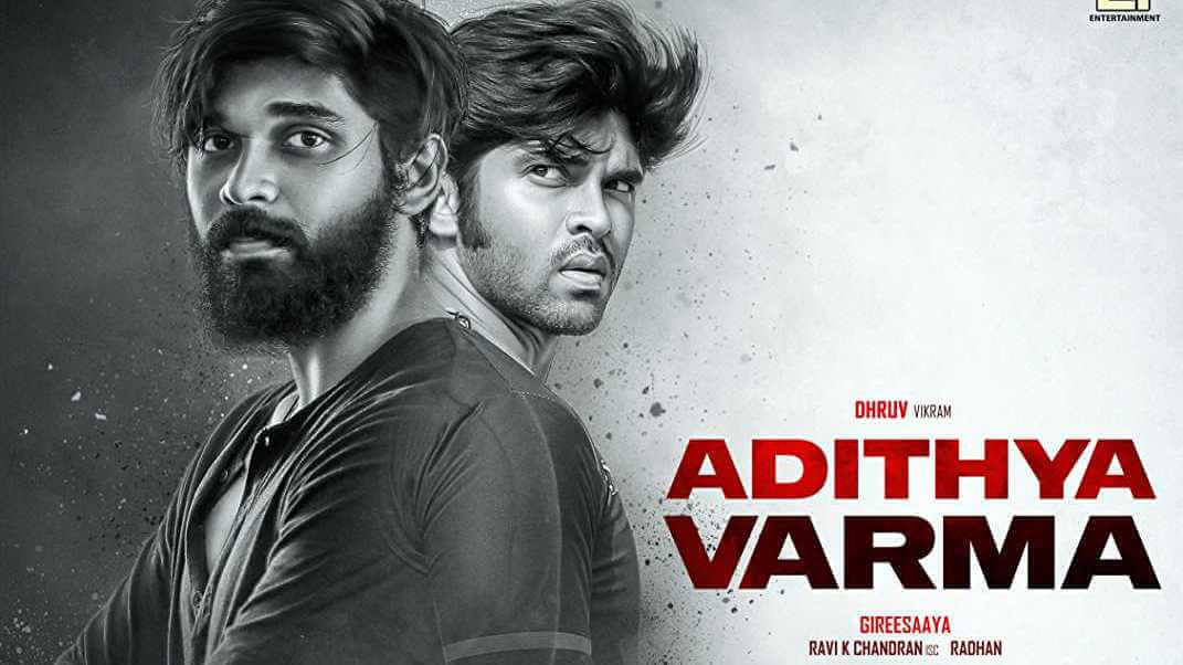 #Adithya Varma 2019 film Reviews and Ratings