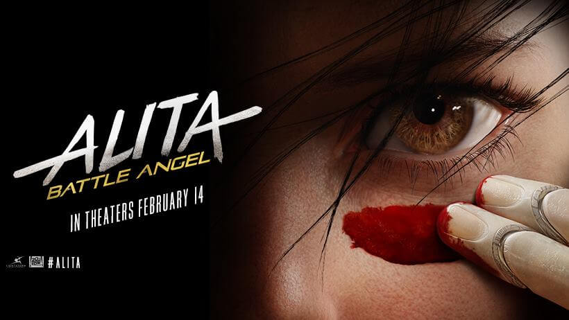 Alita: Battle Angel Movie Reviews and Ratings