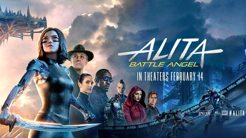 #Alita: Battle Angel Movie Reviews and Ratings