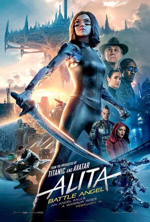 Alita: Battle Angel every reviews and ratings