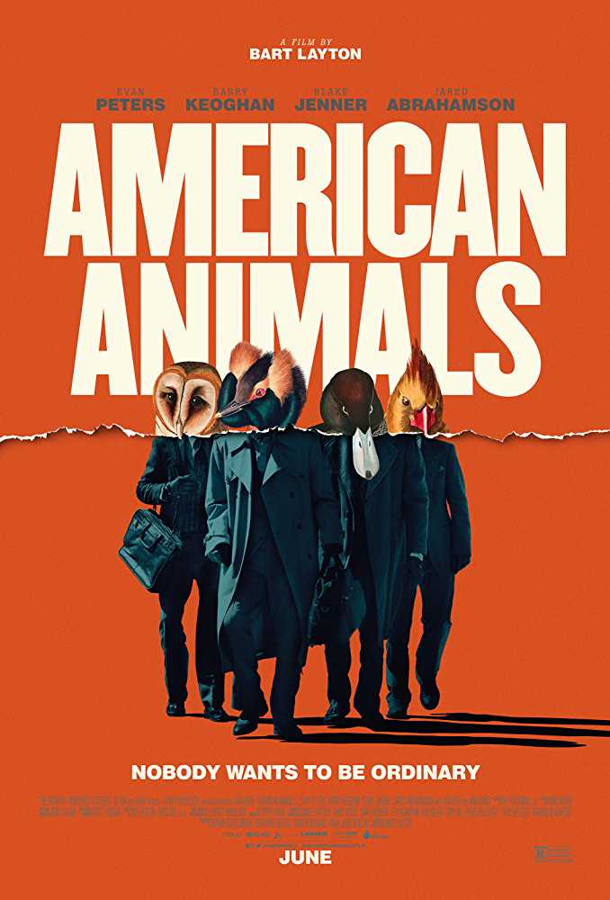 Going in Style is releated to American Animals