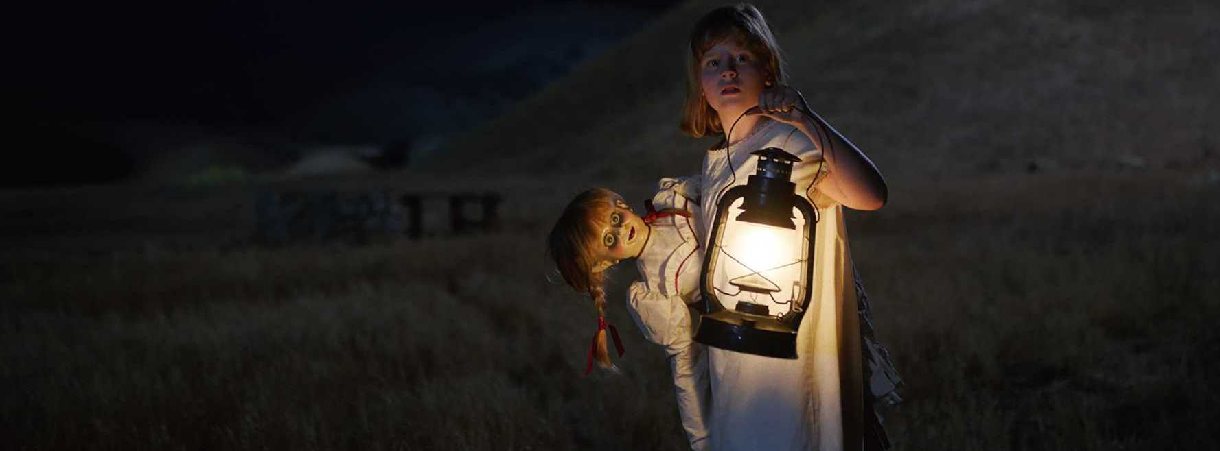 Annabelle: Creation Poster 2