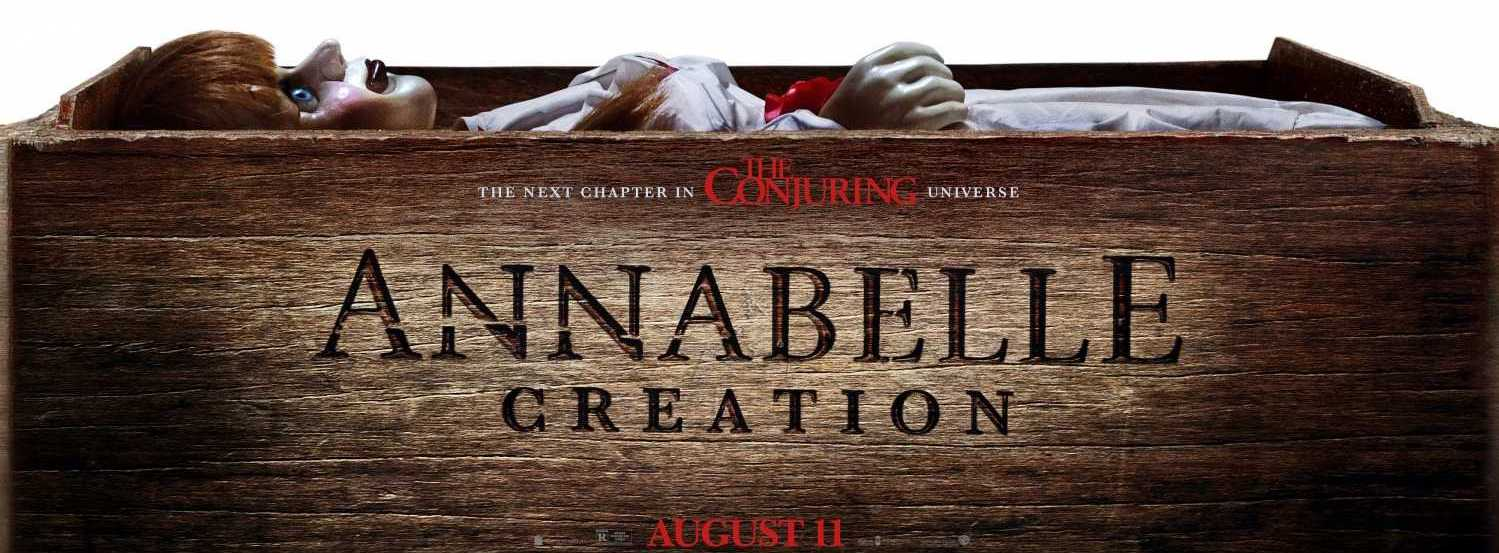 Annabelle: Creation Poster 1