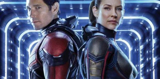 Ant-Man and the Wasp Crew