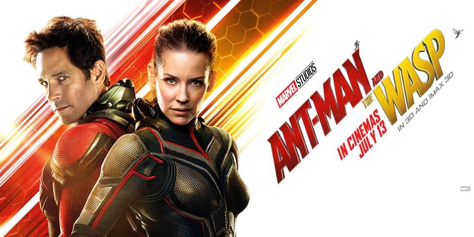 Ant-Man and the Wasp Reveiws and Ratings