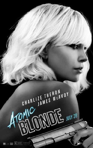 Tenet and Atomic Blonde