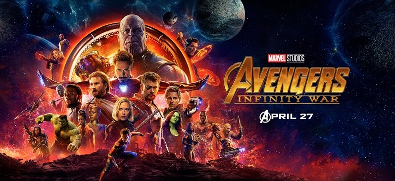 Avengers: Infinity War Movie Reviews and Ratings