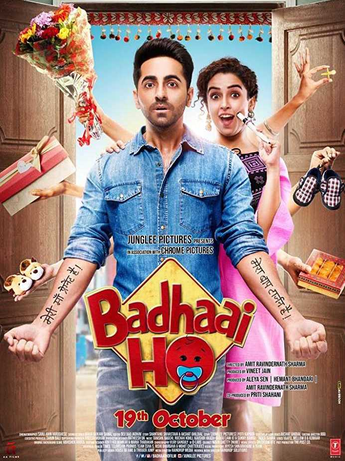 Badhaai Ho every reviews and ratings