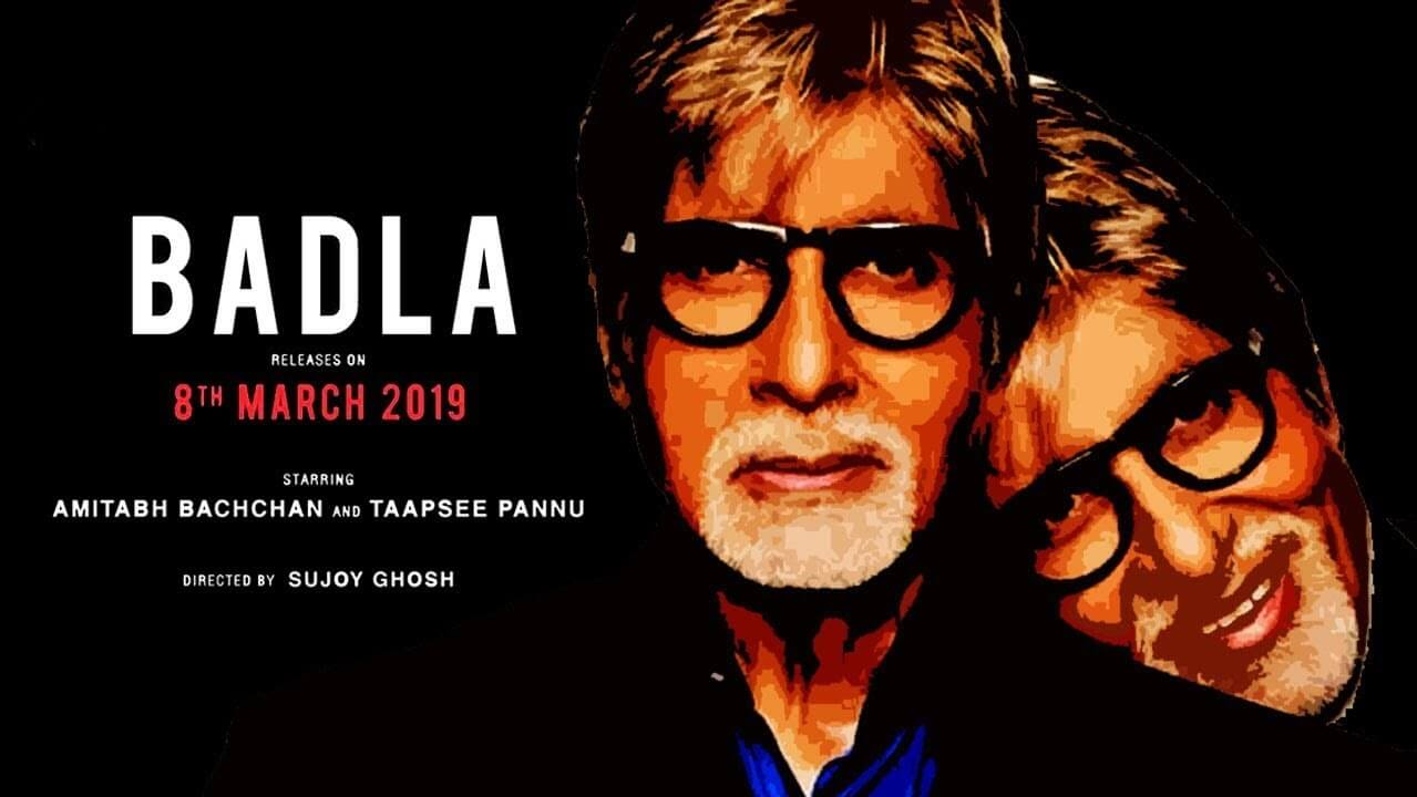 Badla (2019 film) Movie Reviews and Ratings