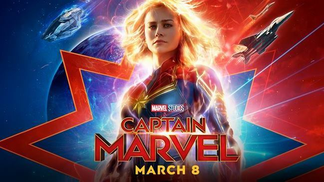Captain Marvel (film) Movie Reviews and Ratings