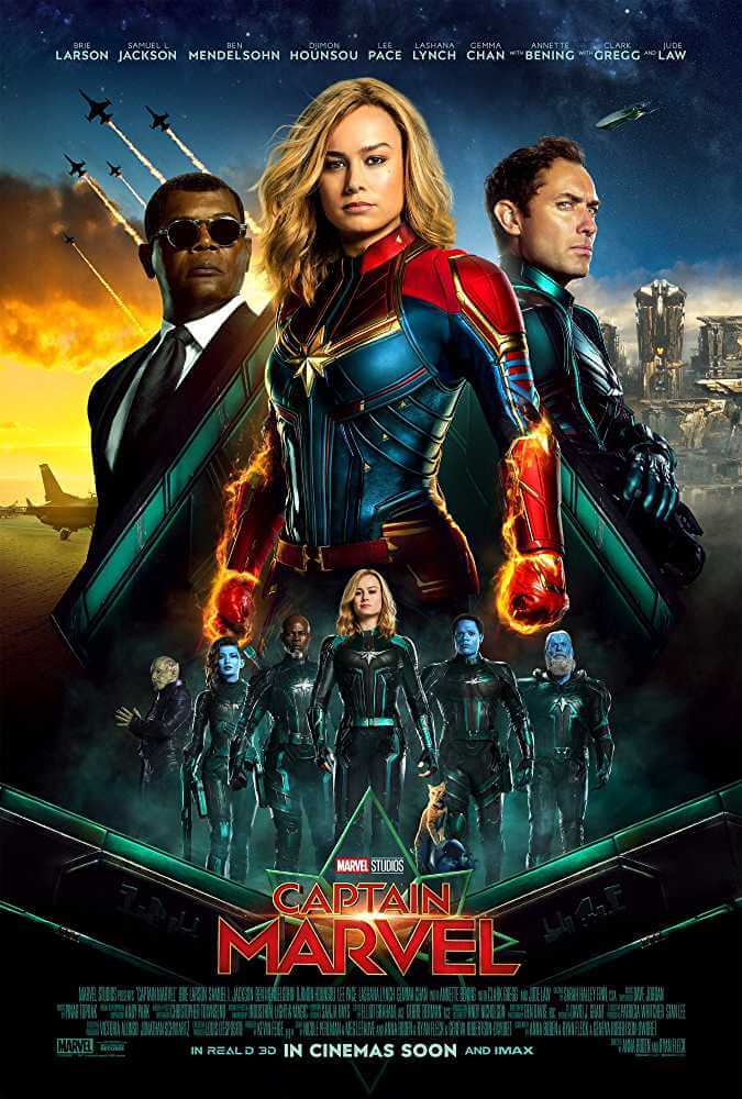 Captain Marvel (film) (20192019 film) every reviews and ratings