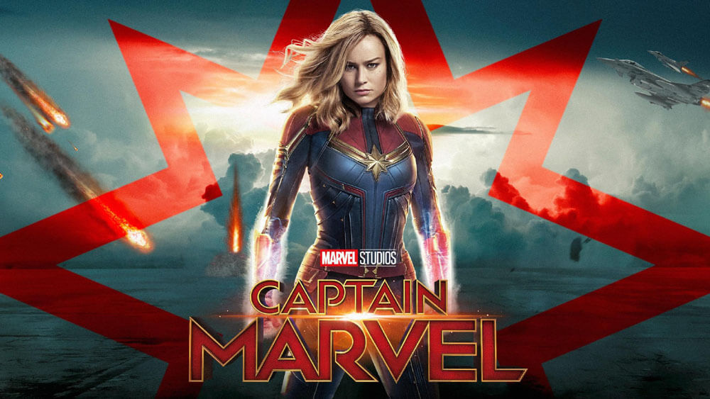 #Captain Marvel (film) 2019 film Reviews and Ratings