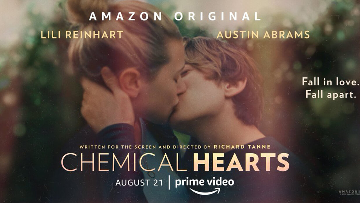 Chemical Hearts Movie Reviews and Ratings
