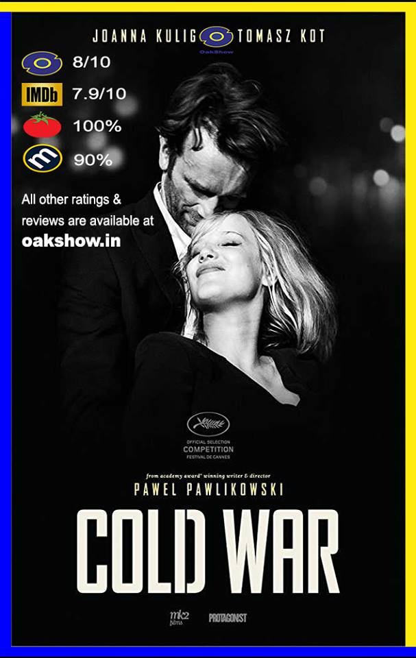 Cold War (Zimna wojna) every reviews and ratings