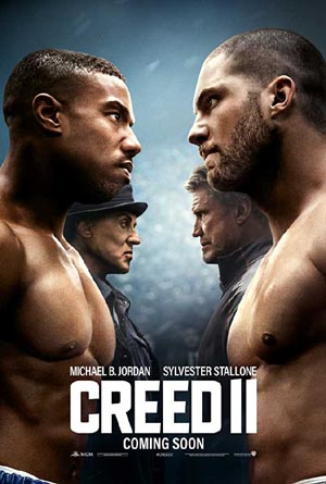Creed II is realted to Bleed for This