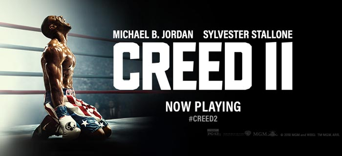 Creed II Movie Reviews and Ratings