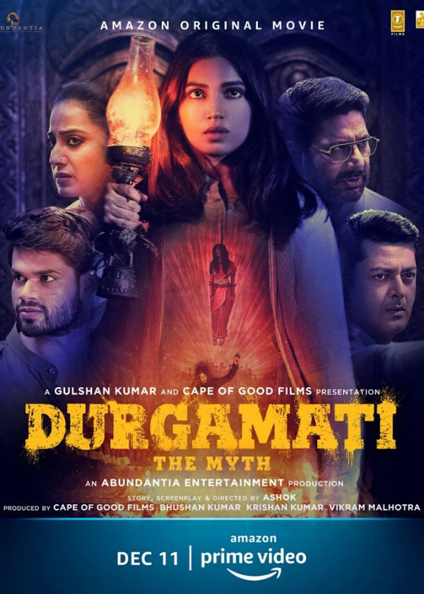 Durgamati: The Myth every reviews and ratings