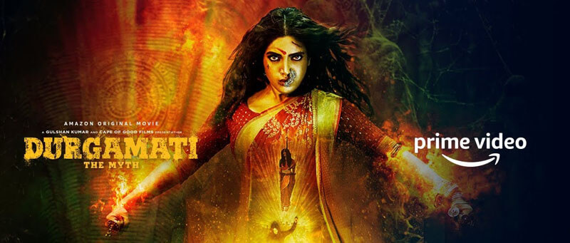 #Durgamati: The Myth 2020 film Reviews and Ratings