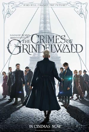Fantastic Beasts: The Crimes of Grindelwald every reviews and ratings