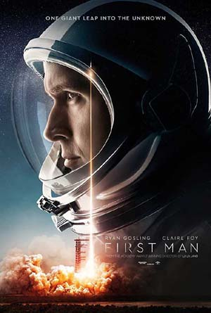 First Man ( film) Profile Pic