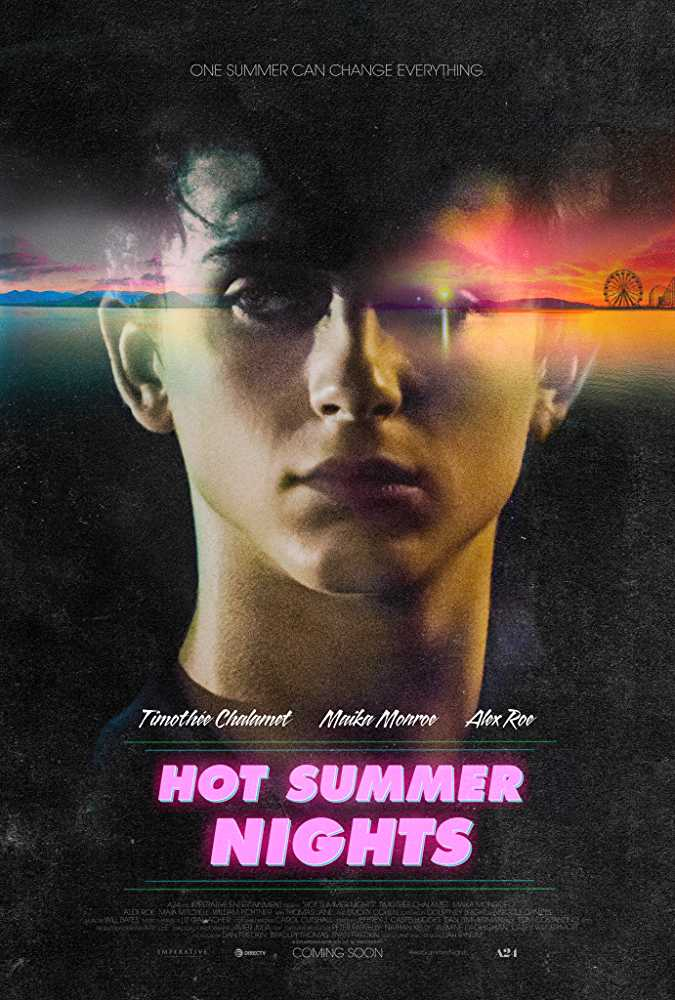 Call Me by Your Name is related to Hot Summer Nights (film) with same actor