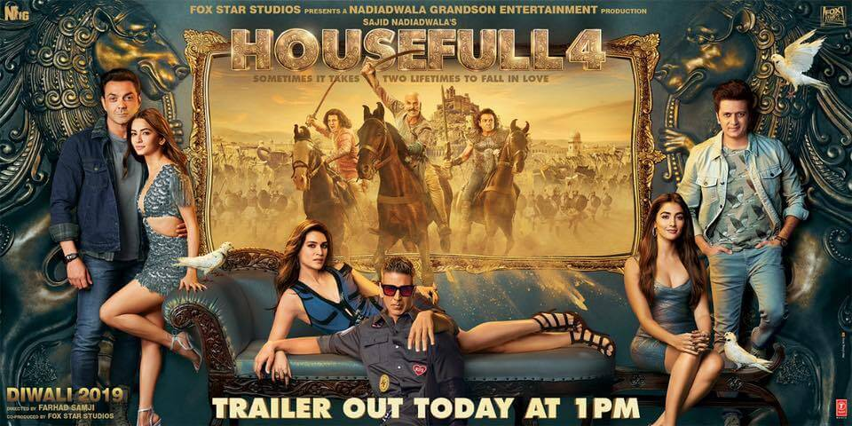 Housefull 4 Movie Reviews and Ratings