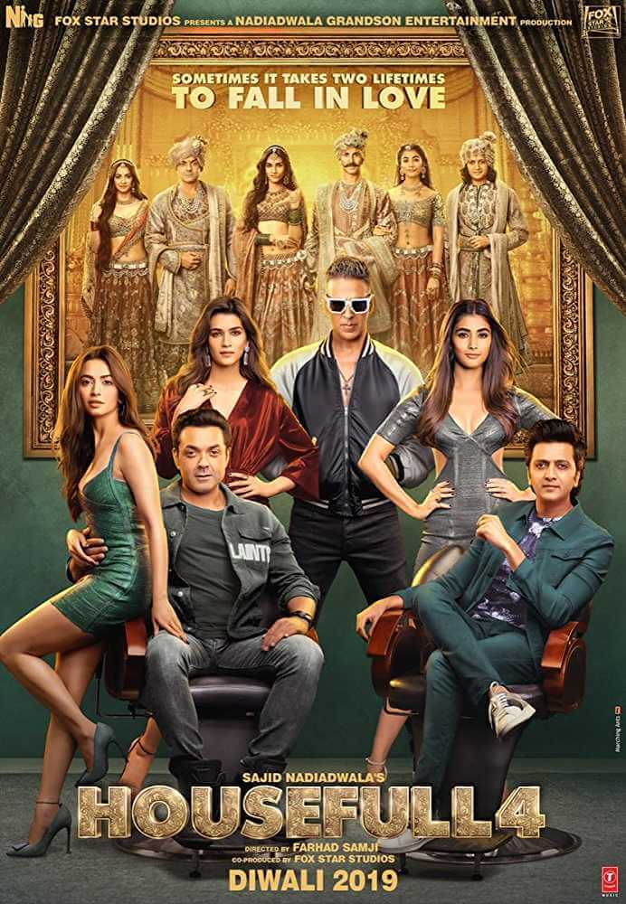 Housefull 4 every reviews and ratings