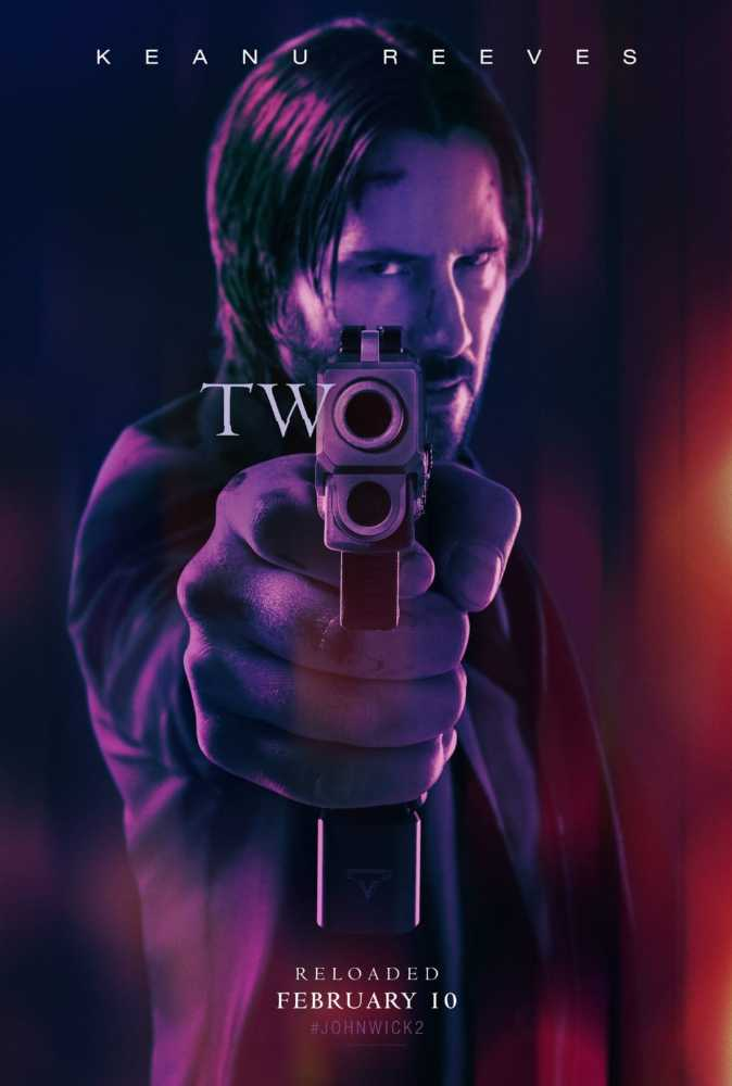 Tenet and John Wick: Chapter 2