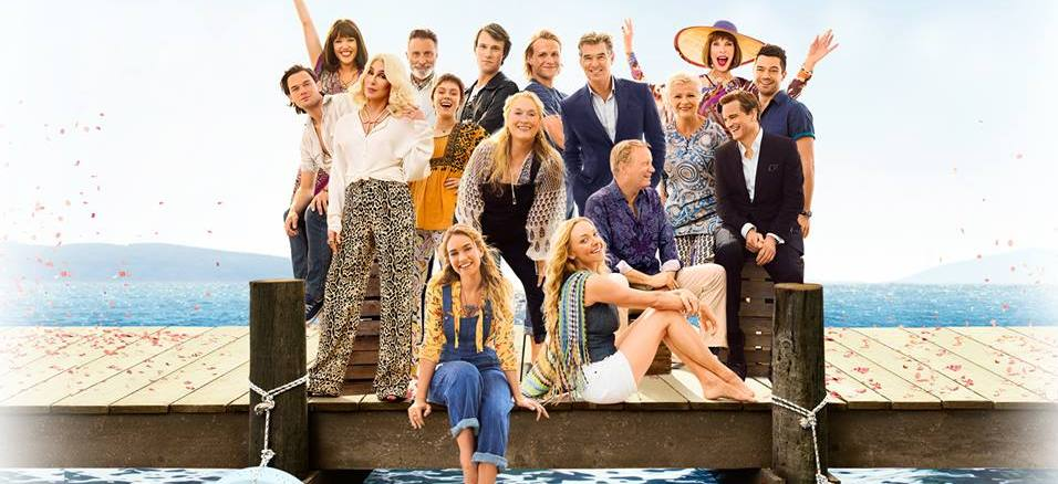 Mamma Mia! Here We Go Again Reveiws and Ratings