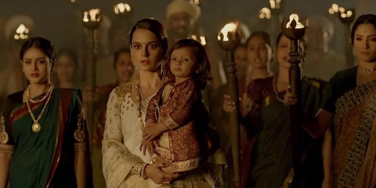 Manikarnika: The Queen of Jhansi Movie Reviews and Ratings