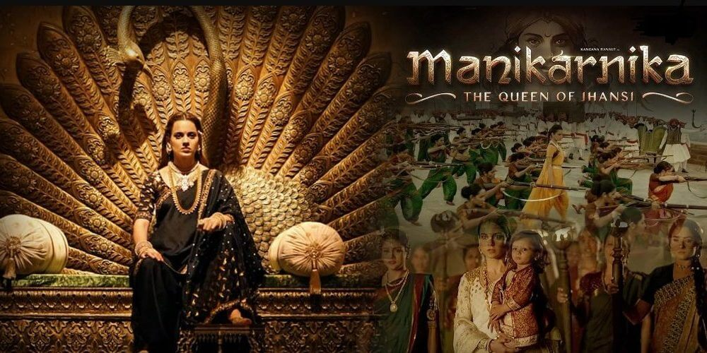 Manikarnika: The Queen of Jhansi 2018 film Reviews and Ratings