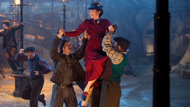 Mary Poppins Returns Movie Reviews and Ratings