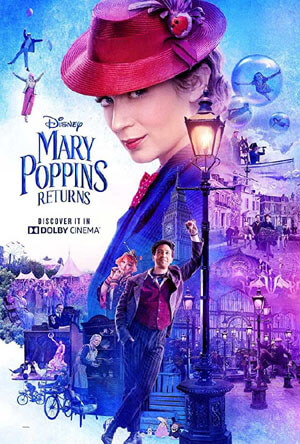 Mary Poppins Returns (2018 film) every reviews and ratings