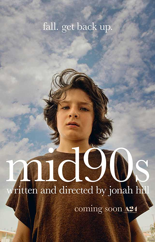Mid90s is realted The Edge of Seventeen