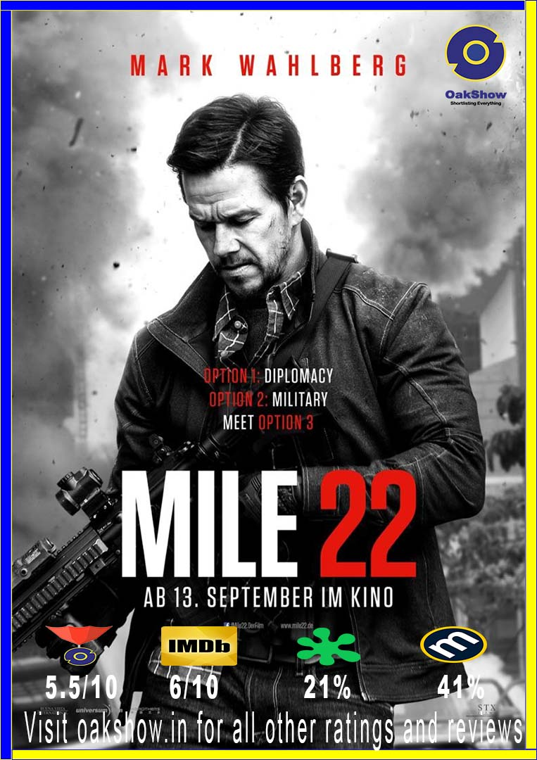 Tenet and Mile 22