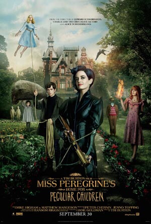 Mary Poppins Returns and Miss Peregrine's Home for Peculiar Children