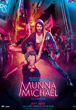 Munna Michael All Hd Posters Wallpapers Images And Stills