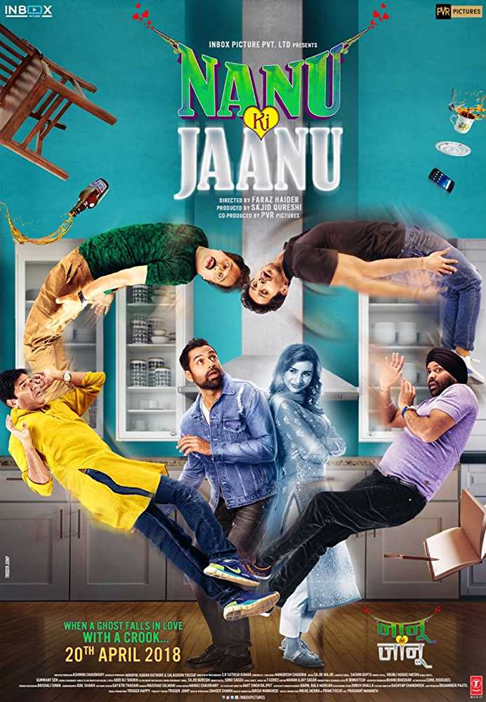 Stree (2018 film) is related to Nanu Ki Jaanu