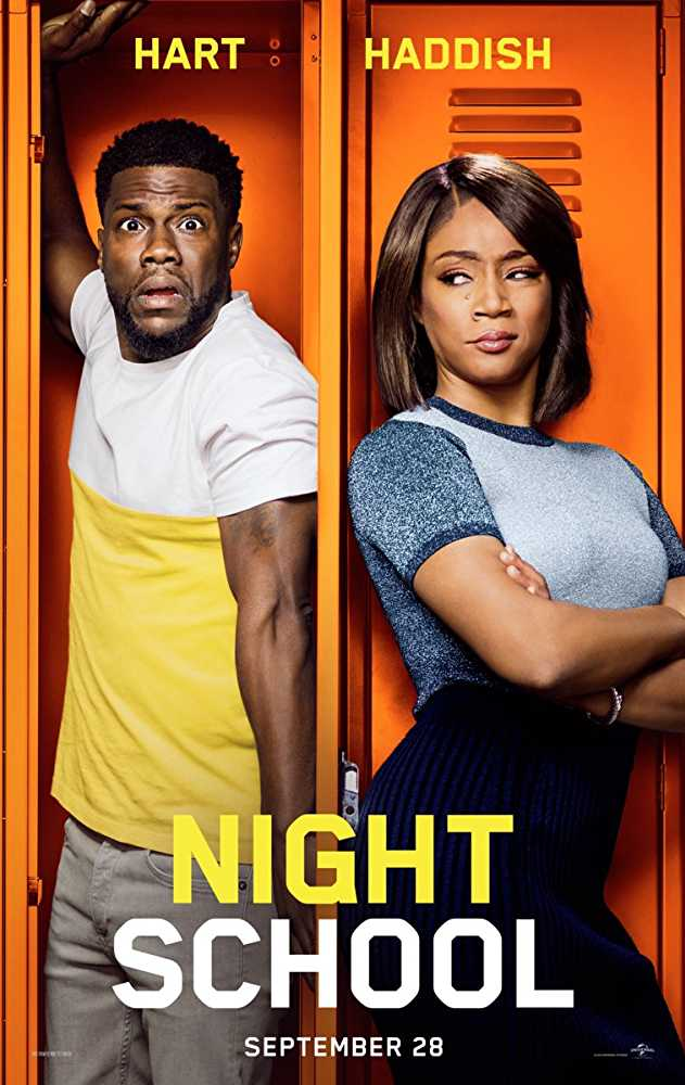 NightSchool (2018 film) every reviews and ratings