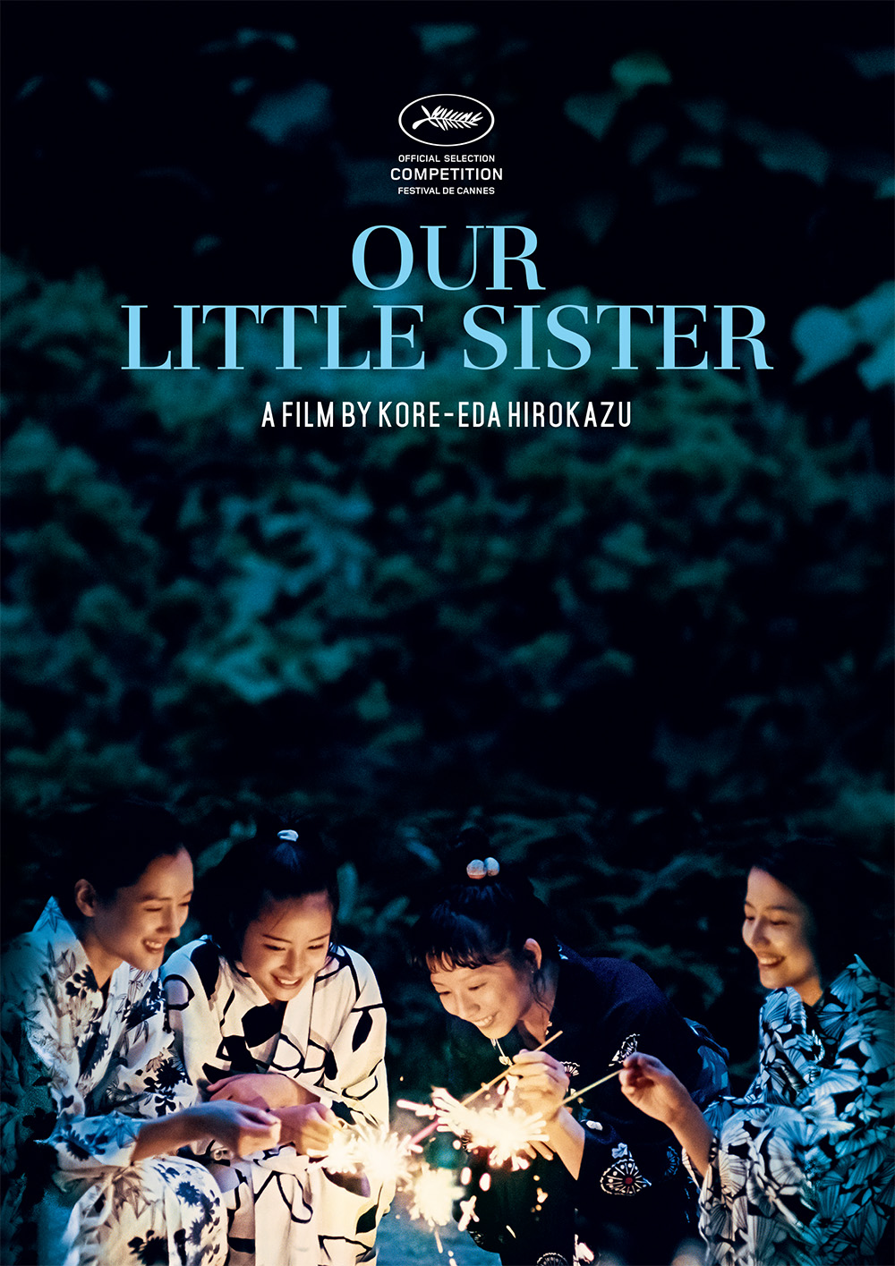 Shoplifters (film) and Our Little Sister are Japaese movies