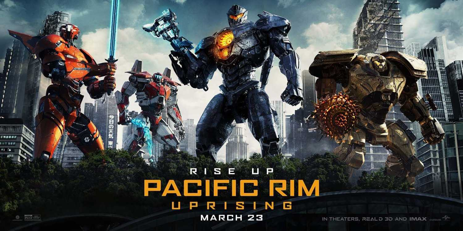 Pacific Rim Uprising Reviews and Ratings